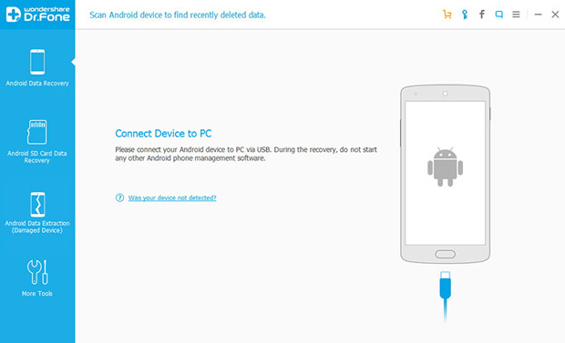 Connect Android to computer